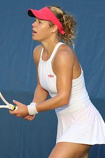 Laura Siegemund German tennis player