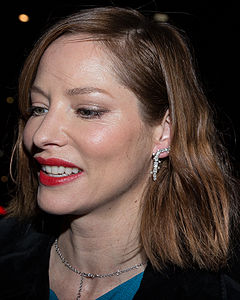 Sienna Guillory 2014.