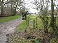 Sign for Bucks Farm - geograph.org.uk - 1159461.jpg