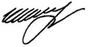 Signature of Sergey Shoygu.png