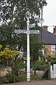 Signpost in Watlington - geograph.org.uk - 549910.jpg