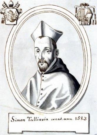 Simeone Tagliavia d'Aragonia - Simeone Tagliavia d'Aragonia