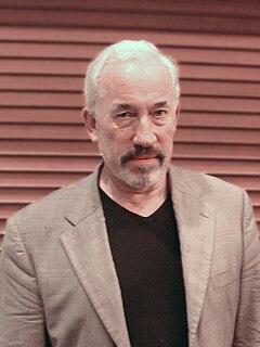 Simon Callow English actor, musician, writer, and theatre director