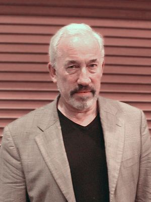 Simon Callow - Callow in London, October 2009