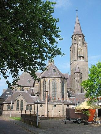 Millingen aan de Rijn - Image: Sint Antoniuskerk Millingen aan de Rijn