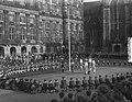 Sint Jorisdag . Padvinders Dam Amsterdam, Bestanddeelnr 905-6791.jpg