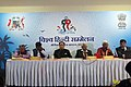 Sir Anerood Jugnauth in a conference at 11th WHC Mauritius 003.jpg