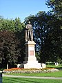 Sir John A Macdonald statue (Kingston, Ontario) (2).jpg