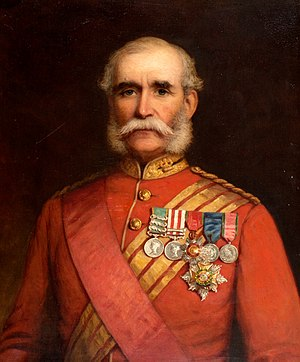 John Douglas (British Army officer) - Sir John Douglas