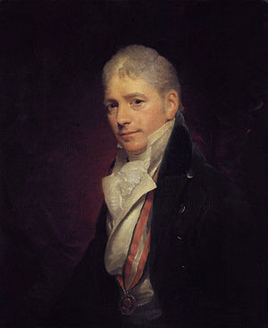 Francis Bourgeois - Sir Peter Francis Bourgeois, by Sir William Beechey (died 1839)