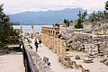 Sirmione, Grottoes of Catullus, view to the Monte Pizzocolo.jpg