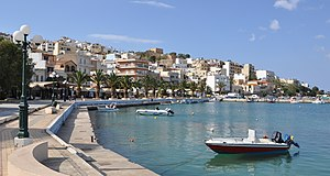 Sitia - View of the marina