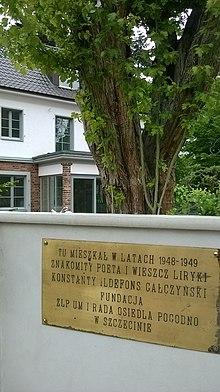 Konstanty Ildefons Gałczyński Wikipedia Wolna Encyklopedia