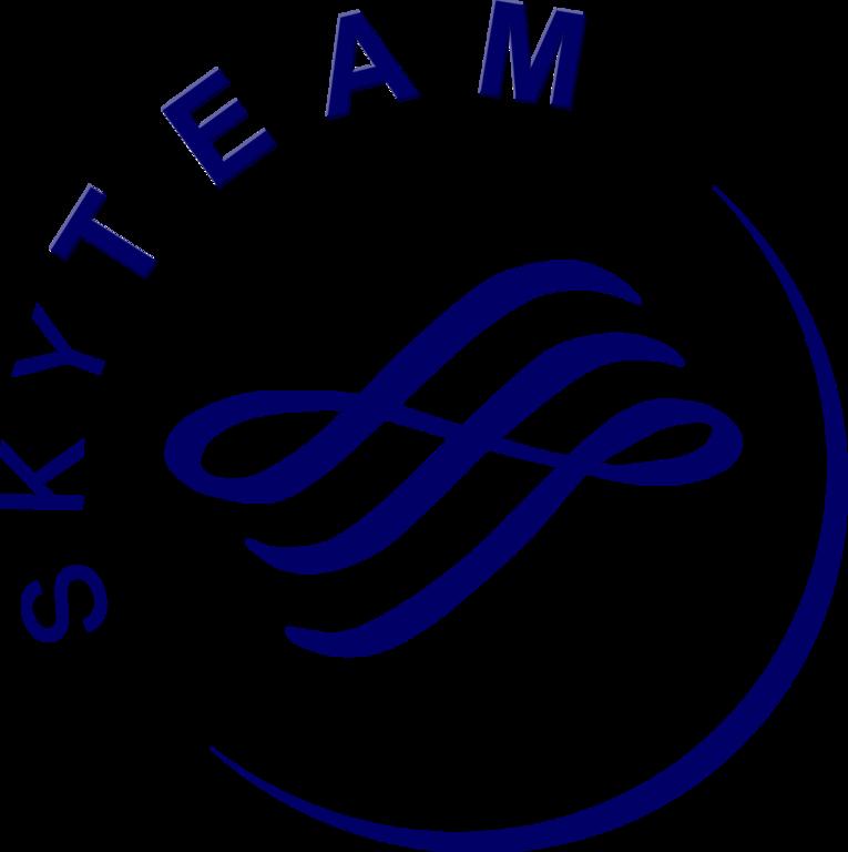 Resultado de imagen para SkyTeam logo png
