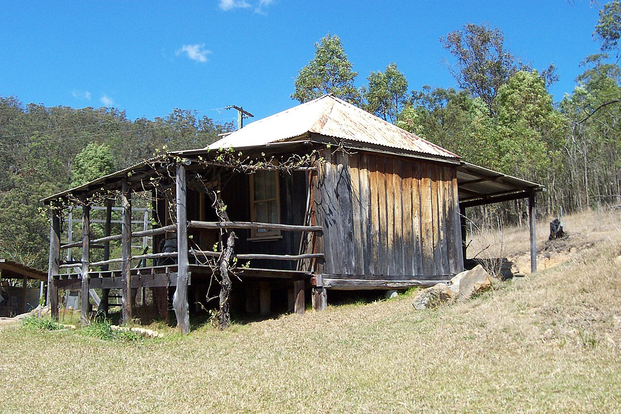 Home Designs Toowoomba Queensland File Slab Hut Wollombi Jpg Wikimedia Commons
