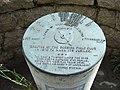 Slack of Tillylogie Indicator - geograph.org.uk - 474826.jpg