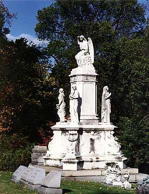 Cave Hill Cemetery - Smyser Memorial