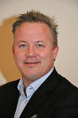Kent Härstedt - Kent Härstedt in January 2011.