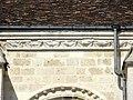 Soissons (02), abbaye Saint-Jean-des-Vignes, réfectoire, frise côté est.jpg