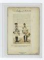 Soldat du régiment de Saze-Gotha (ancien de Prié) 1760. Tambour du régiment d'Arberg. 1770 (NYPL b14896507-84305).tiff