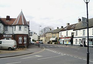 Somersham - Image: Somersham in 2008