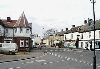 Somersham Human settlement in England