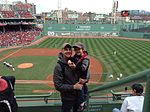Son of deployed PA helps start 2013 World Series 130415-F-UR349-001.jpg
