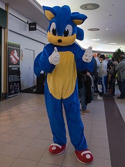 Sonic the Hedgehog personaje