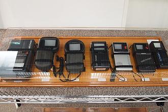 Sony Watchman - Various models of Sony Watchmen