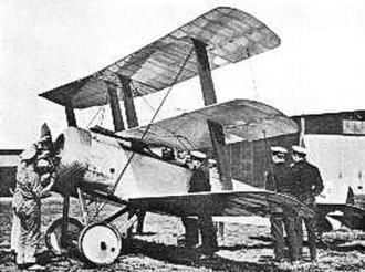 Sopwith Triplane - Triplane prototype
