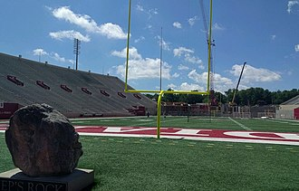 Memorial Stadium (Indiana University) - South End Zone - July 8, 2017