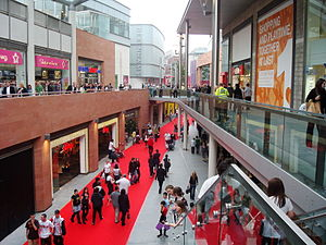 Economy of Liverpool - Liverpool One Shopping Complex