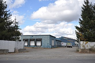 National Register of Historic Places listings in Southington, Connecticut - Image: Southington CT Atwater Manufacturing Company 1