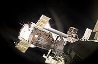 Soyuz TM-34 docked to the ISS.jpg