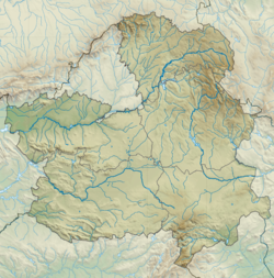 Spain Castile-La Mancha relief map.png