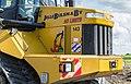 Speciale voertuigen worden ingezet voor onderhoud in het gebied. (Terra Gator 2104 Track Dumper) Locatie Noarderleech 04.jpg