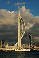 Spinnaker Tower, Portsmouth (8084139629).jpg