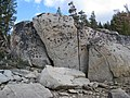 Split rock - Lake Aloha (3076452536).jpg