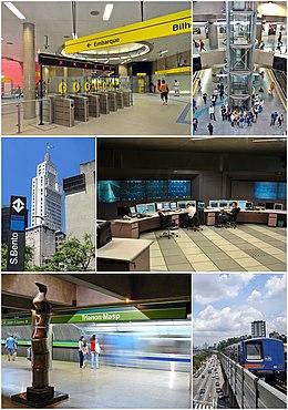 Metrô de São Paulo – Wikipédia, a enciclopédia livre 43c6d98d5d