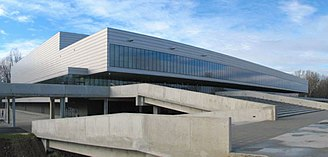 Varaždin Arena - Image: Sport Hall Varaždin