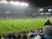 Sporting Park KC semi finals against Boston 08.JPG