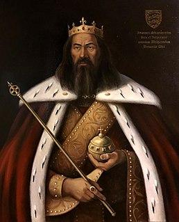 Ivan Sratsimir of Bulgaria Bulgarian monarch.