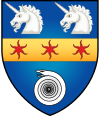 St-Hilda's College Oxford Coat Of Arms.svg