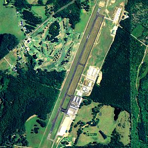 St. Clair County Airport - NAIP aerial image, 2006