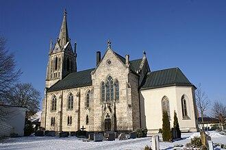 Römerstein - Saint Gallus Church