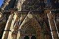 St. Vitus's Cathedral, Prague Castle (1) (25938366420).jpg