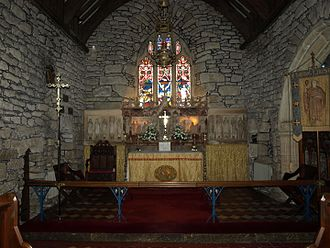 St Just in Penwith Parish Church - St Just in Penwith Church, St. Just