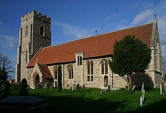 Freckenham - Image: St Andrew's, Freckenham geograph.org.uk 270953
