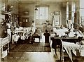 St Bartholomew's Hospital, London; patients and nurses in Ma Wellcome V0028968.jpg