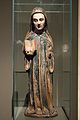 St Benedict, wood, 1300-1310, exh. Benedictines NG Prague, 150732.jpg